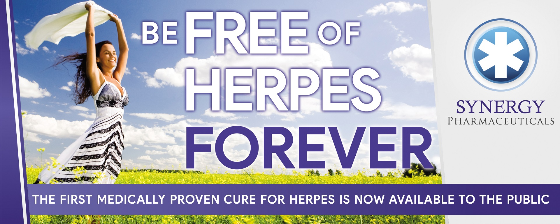Herpes Cure – The First proven natural cure for herpes
